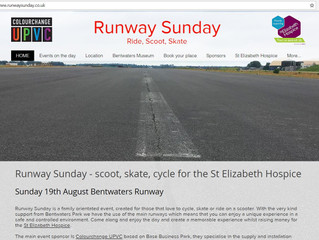 We are organising an event! Runway Sunday