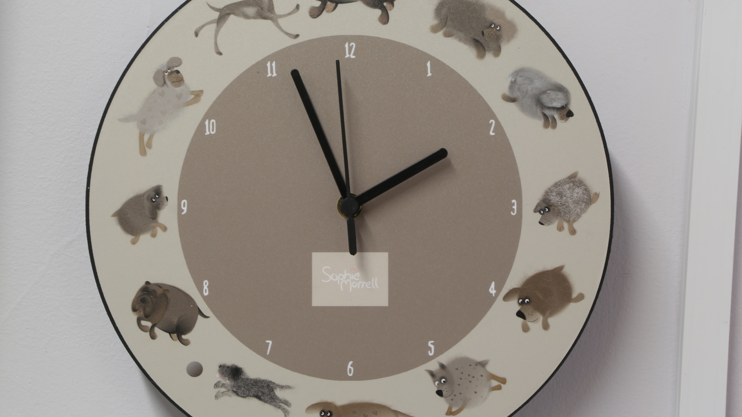 Doggy clock