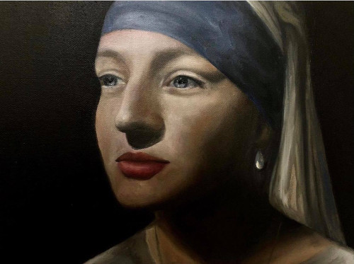 2019 Florence and The Pearl Earring