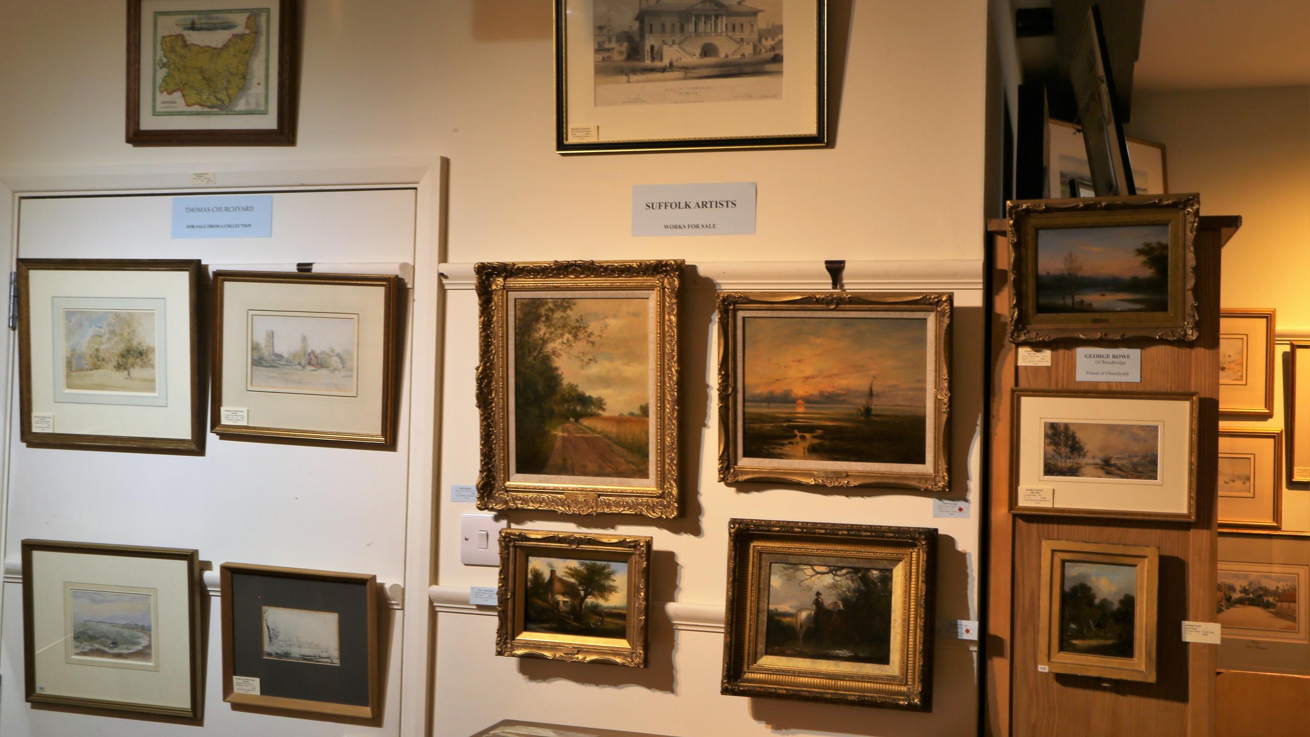 Suffolk artists