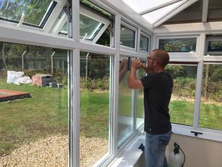Woodbridge Window Filming Company transform windows