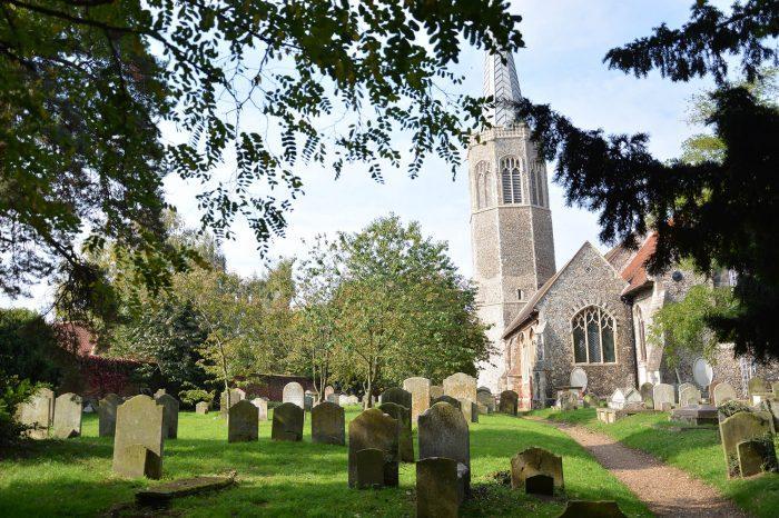 The Church, Wickham Market