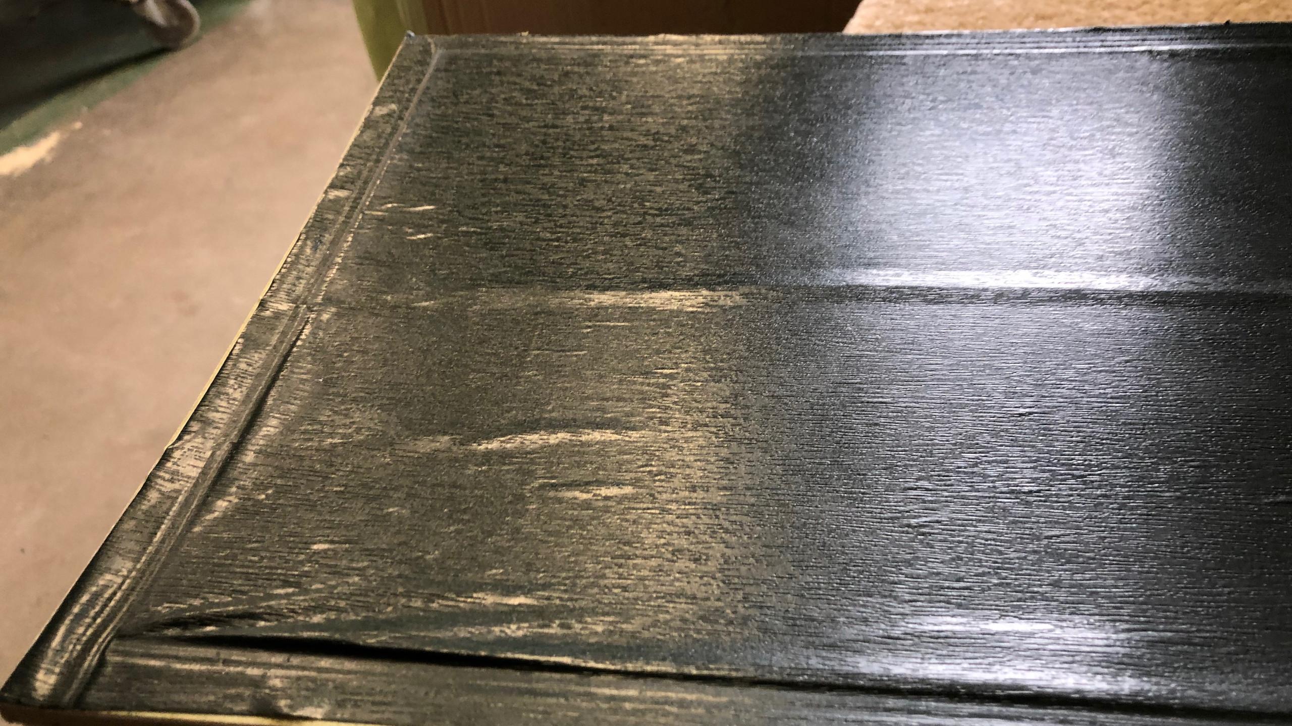 Blistered foil