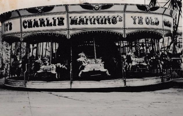 Ye Old Carousel