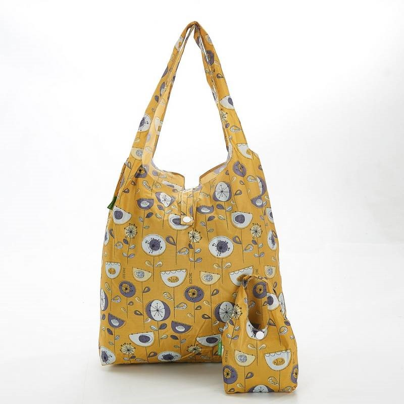 Yellow Shoulder Bage Eco Chic