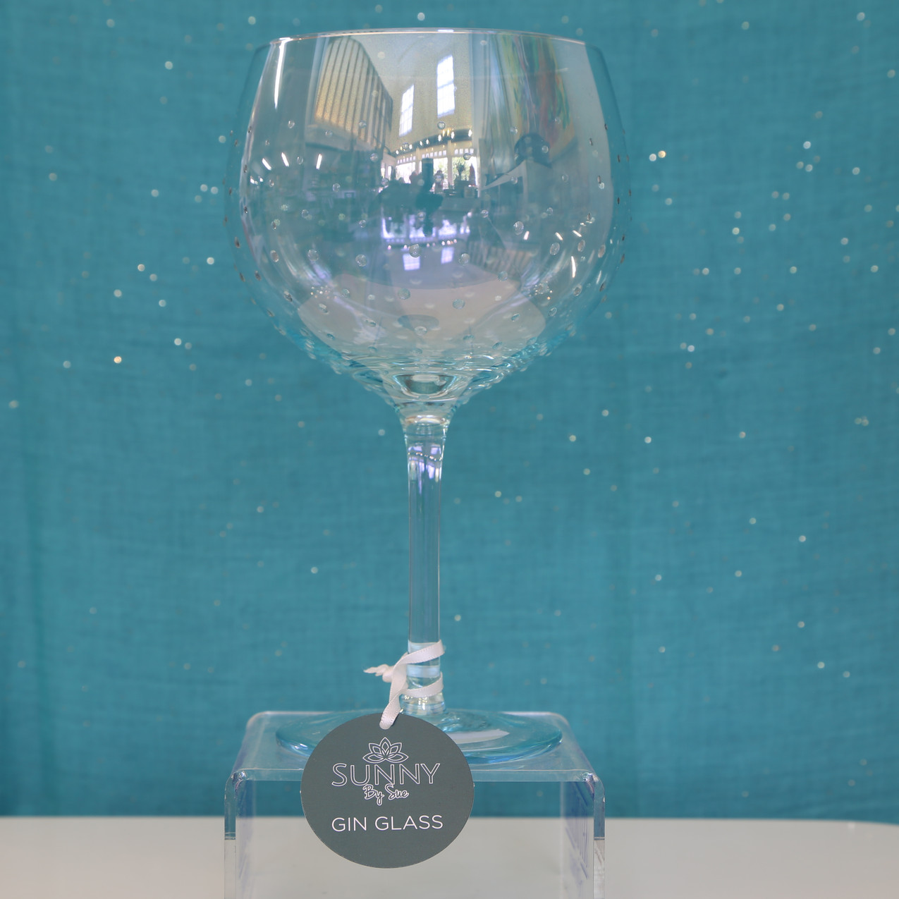 Gin Glass clear
