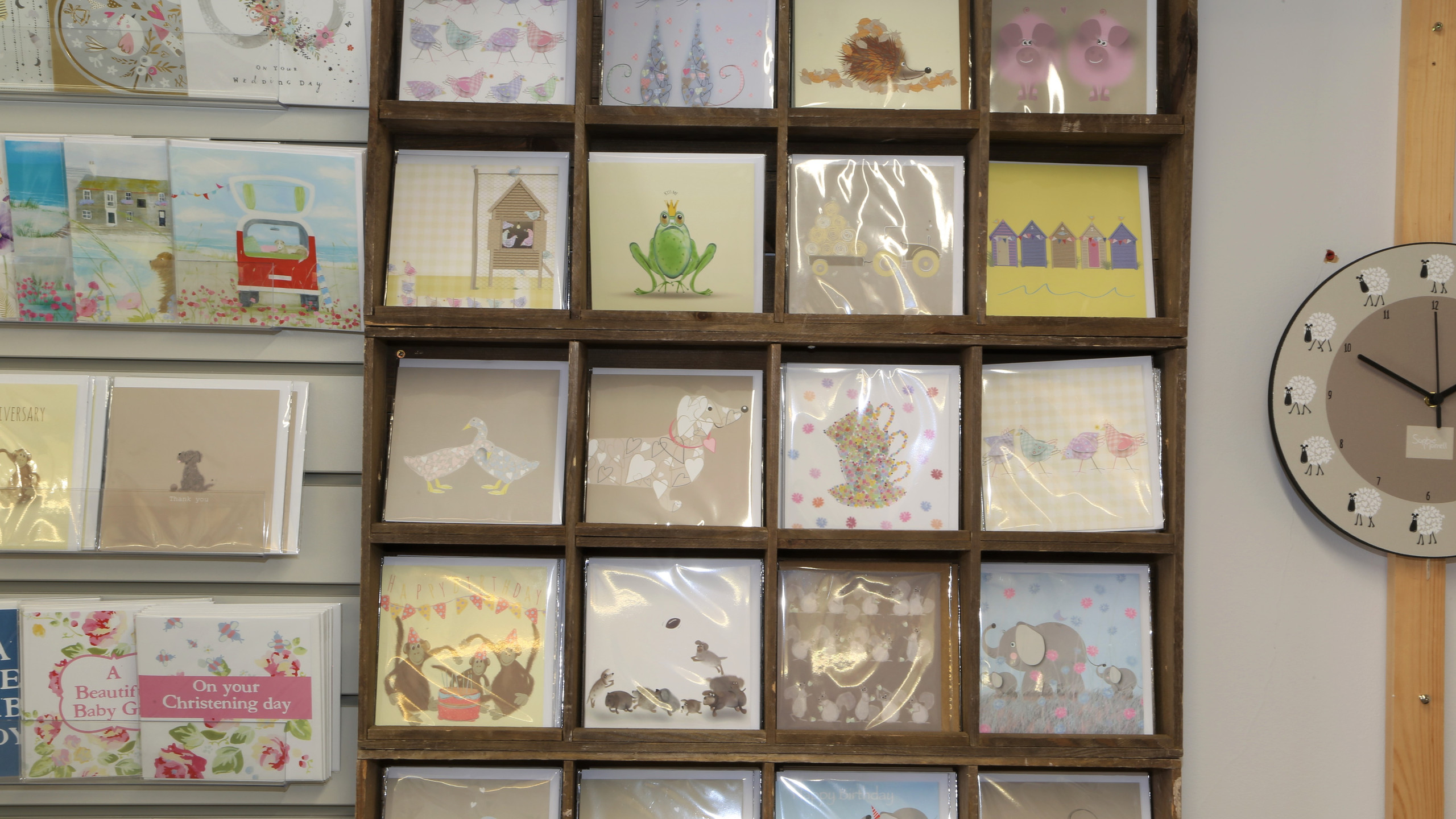 greeting cards at Inspirations
