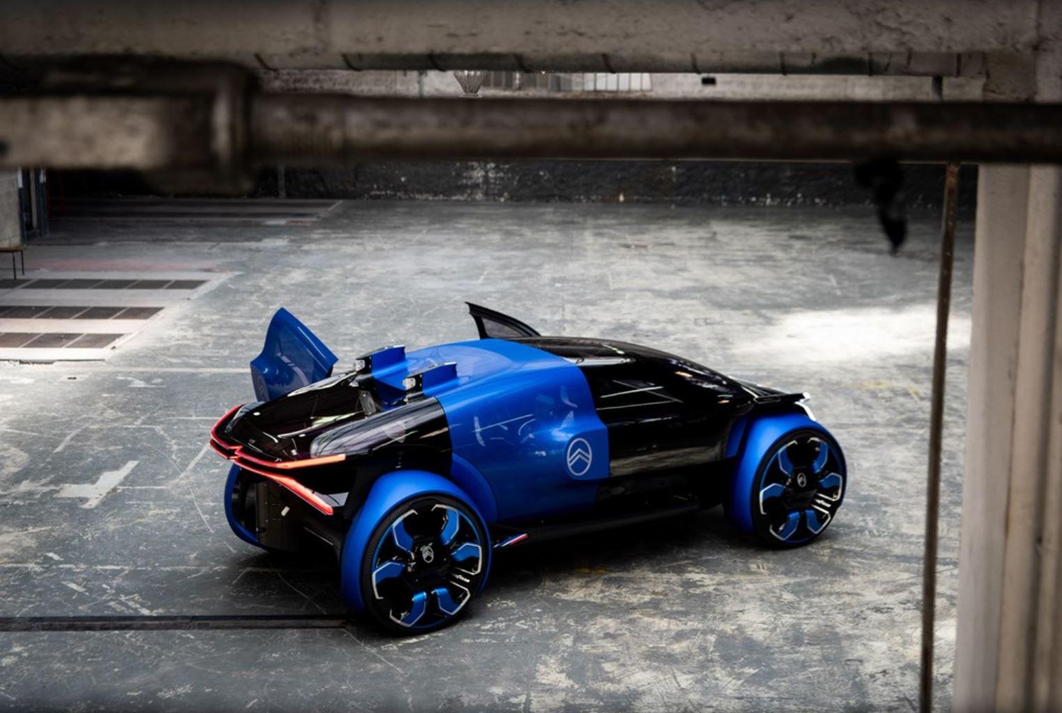 Citroen concept car 2