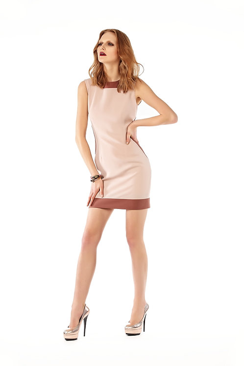 İki renk elbise