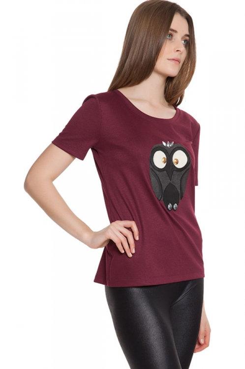 Baykuş tshirt