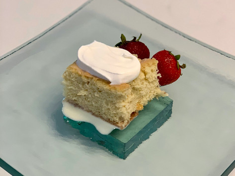 Collusion in the Milk Market + Tres Leches Cake