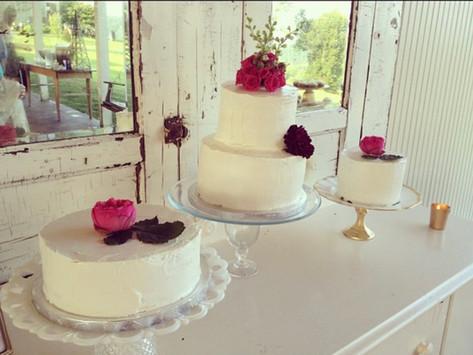 Wedding Cakes and Elasticity