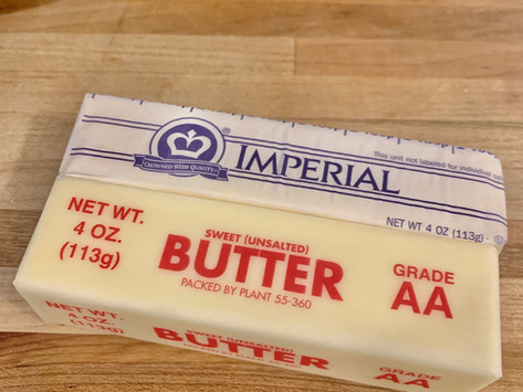The Colorful Fight between Margarine and Butter