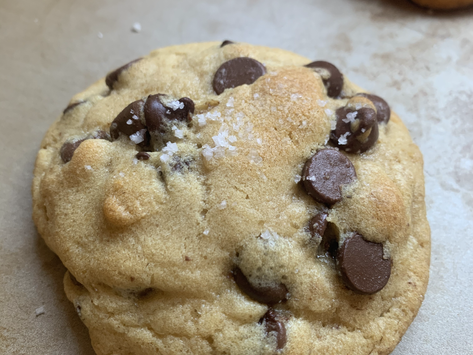 The Magic of Chocolate Chips