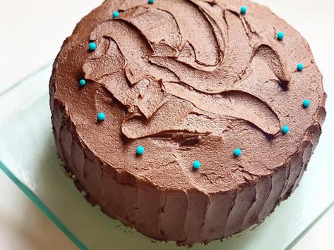 Thinking on the Margin & Birthday Cake