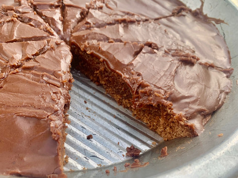 Pollution of Chocolate and Chilis (Mexican Chocolate Brownies)