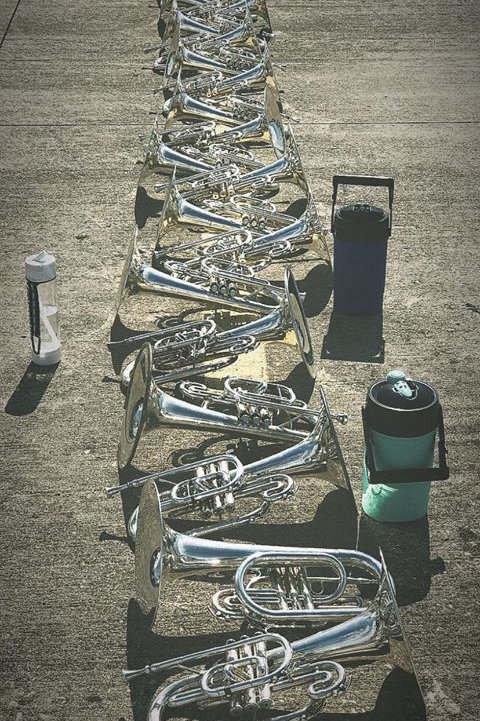 1 School Owned Instrument