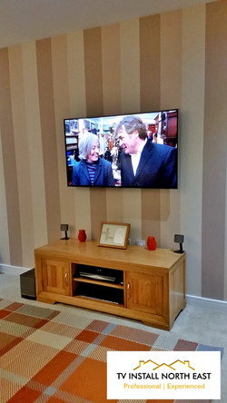 Samsung LED TV with Bose Speakers