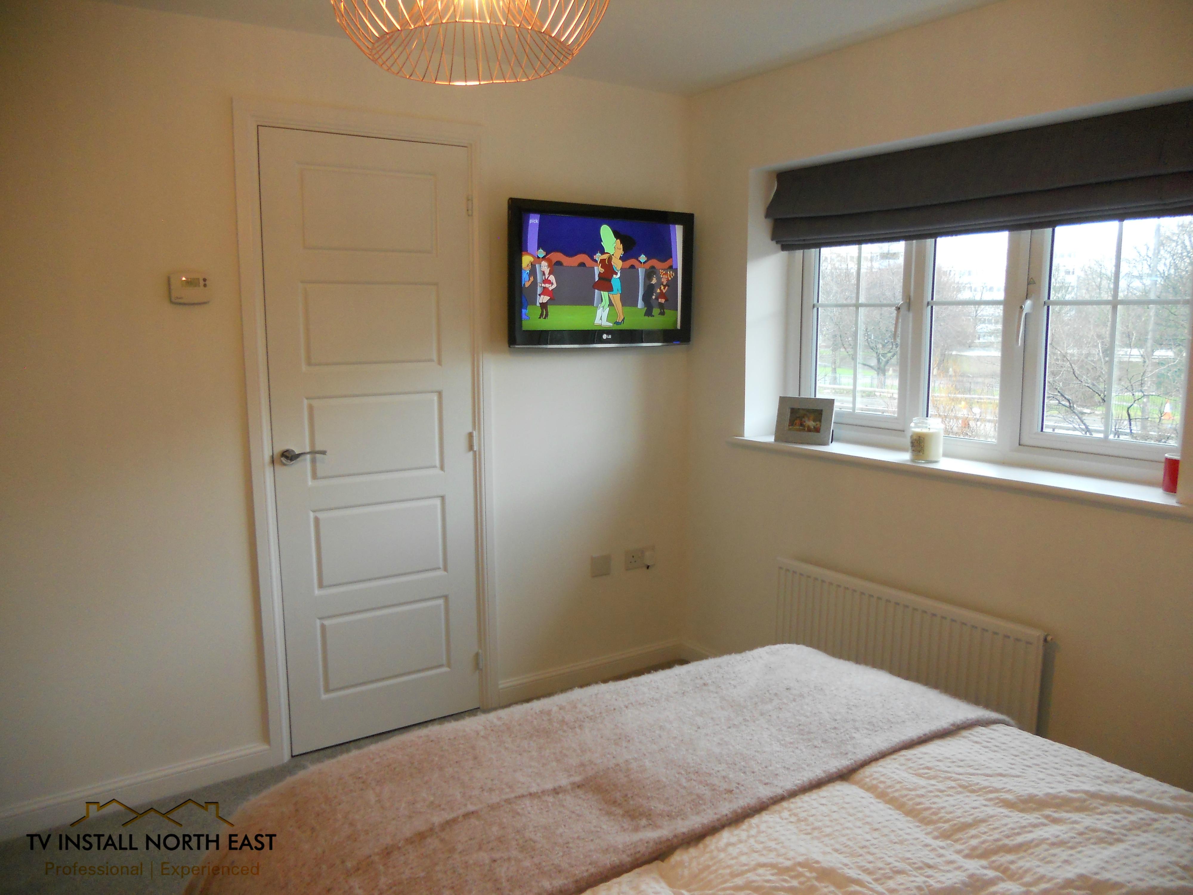 "LG 32"" Bedroom TV"