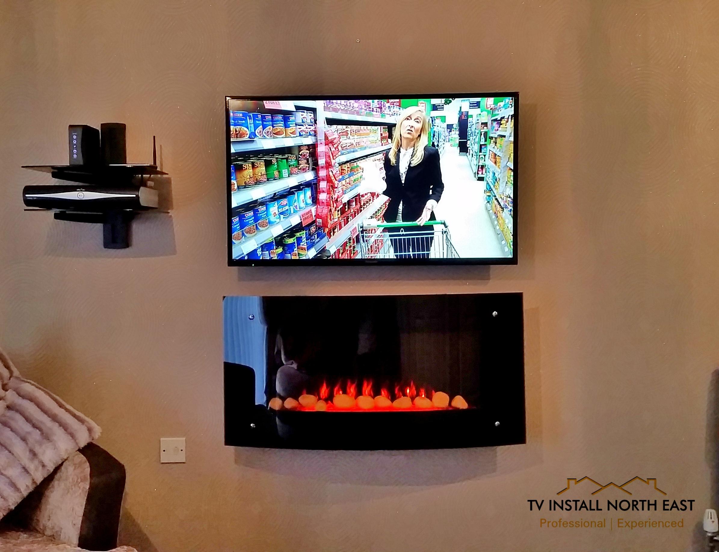 "Panasonic 42"" LED TV"