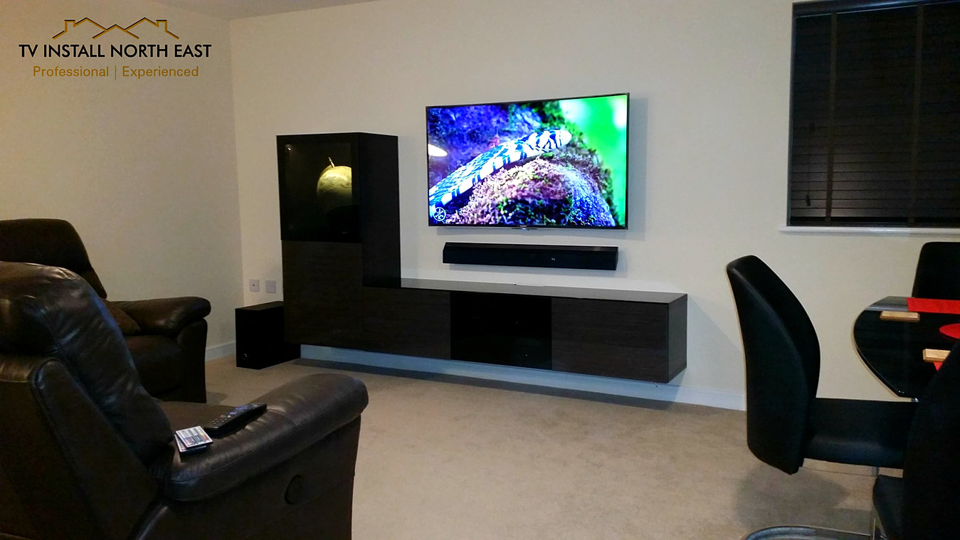 Tv Install North East # Meuble Tv Sony Home Cinema
