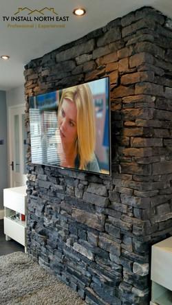 "Samsung 55"" LED TV"