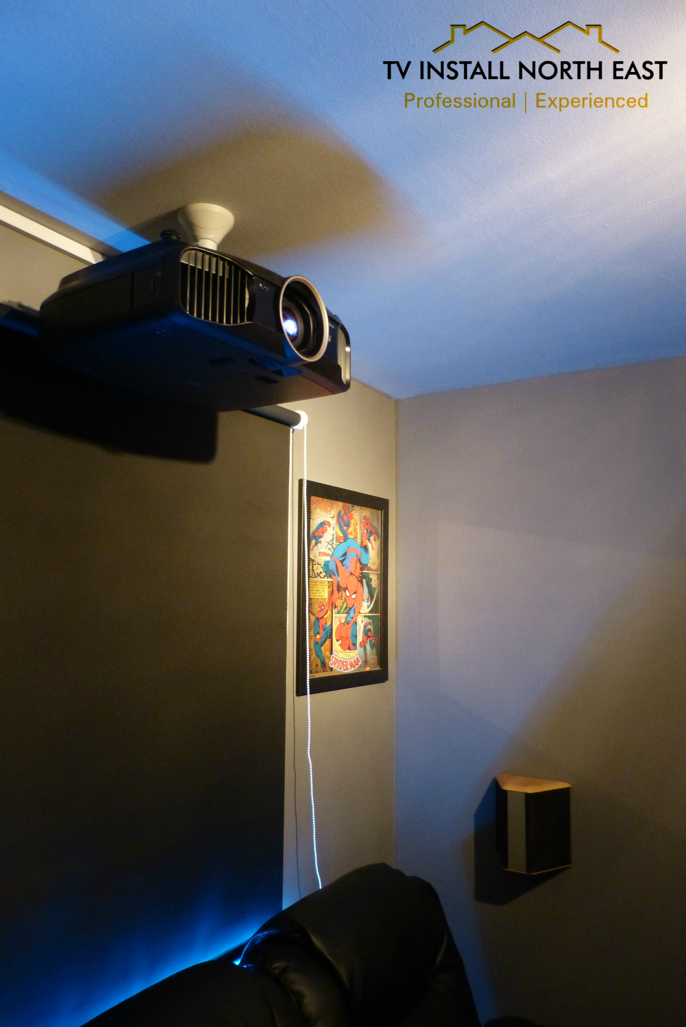Epson EH-TW9200 3D Projector