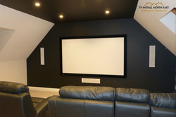 "90"" Home Cinema"