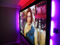 "990"" Projector Screen"