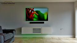 "Techwood 65"" 4K LED TV"