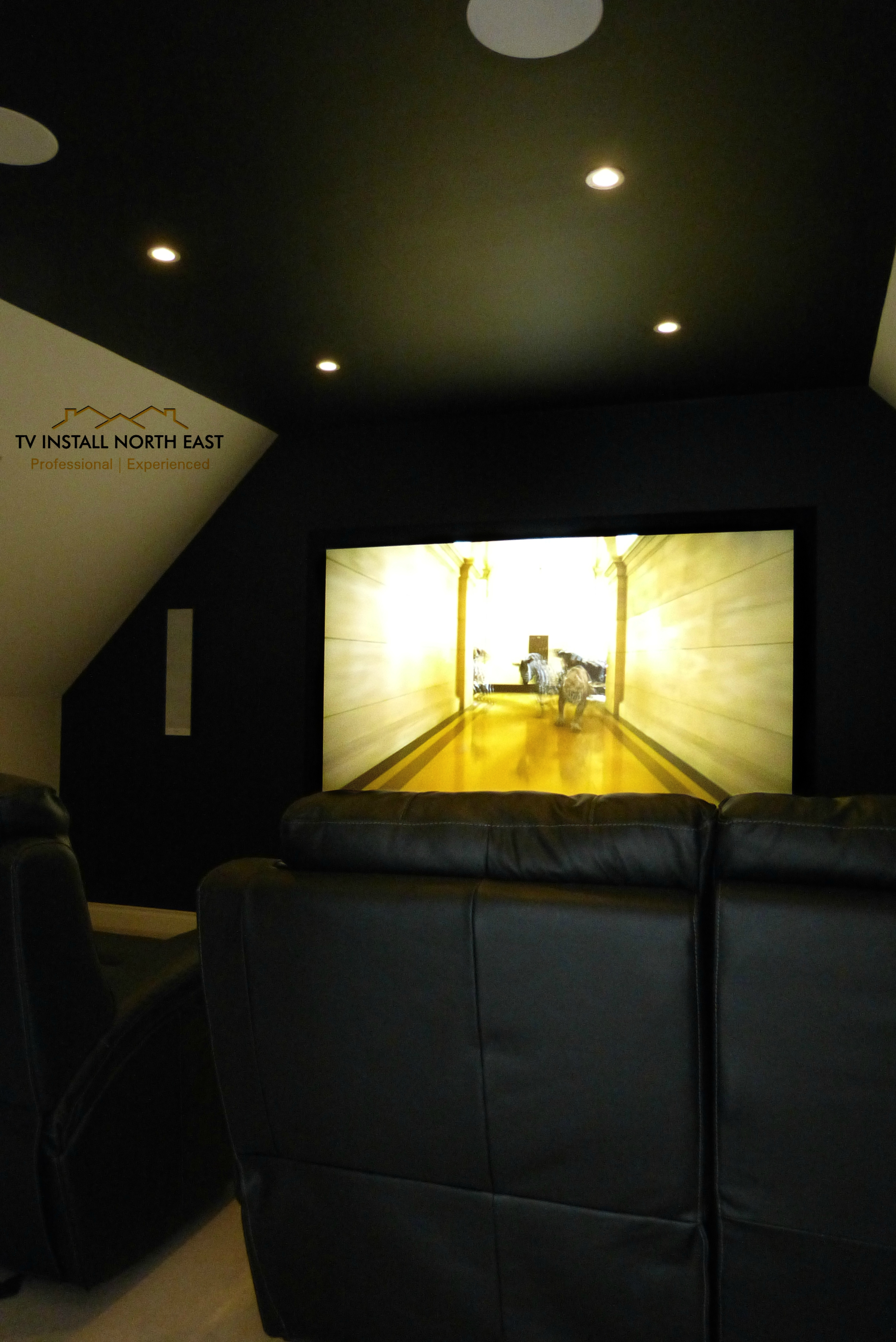 "90"" Home Cinema"
