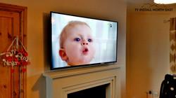 """55"""" JVC LED TV"""