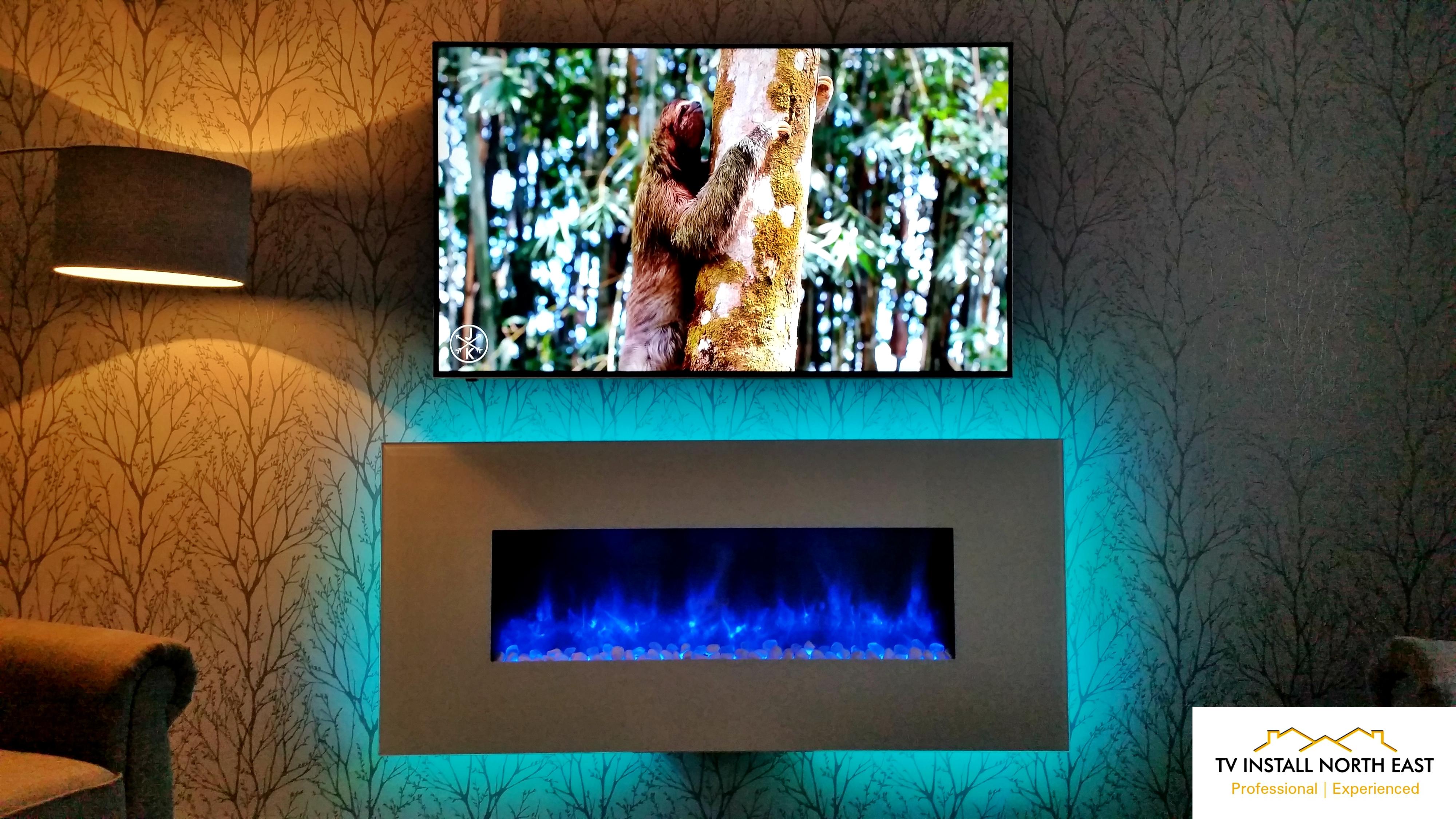 """Hisense 55"""" Smart 4K LED TV"""