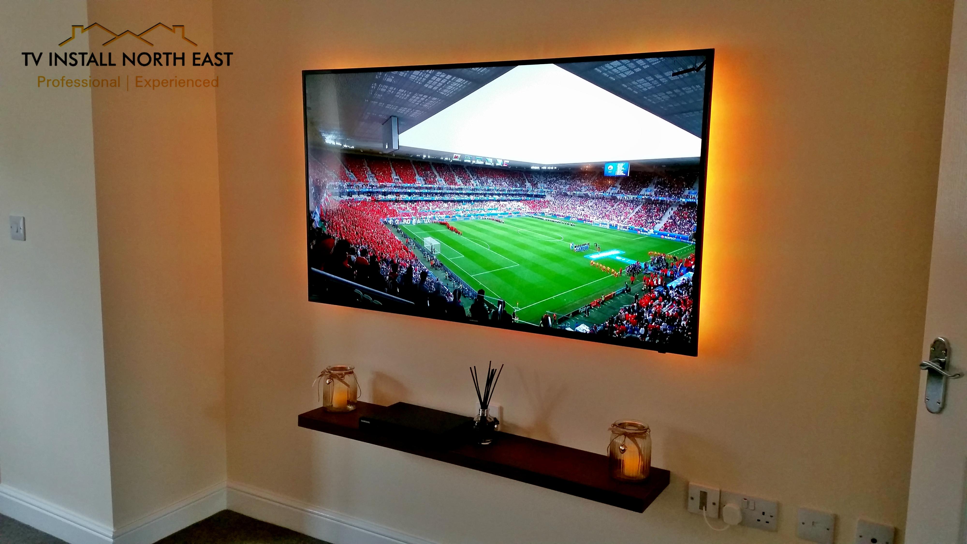 "Samsung 60"" LED TV"