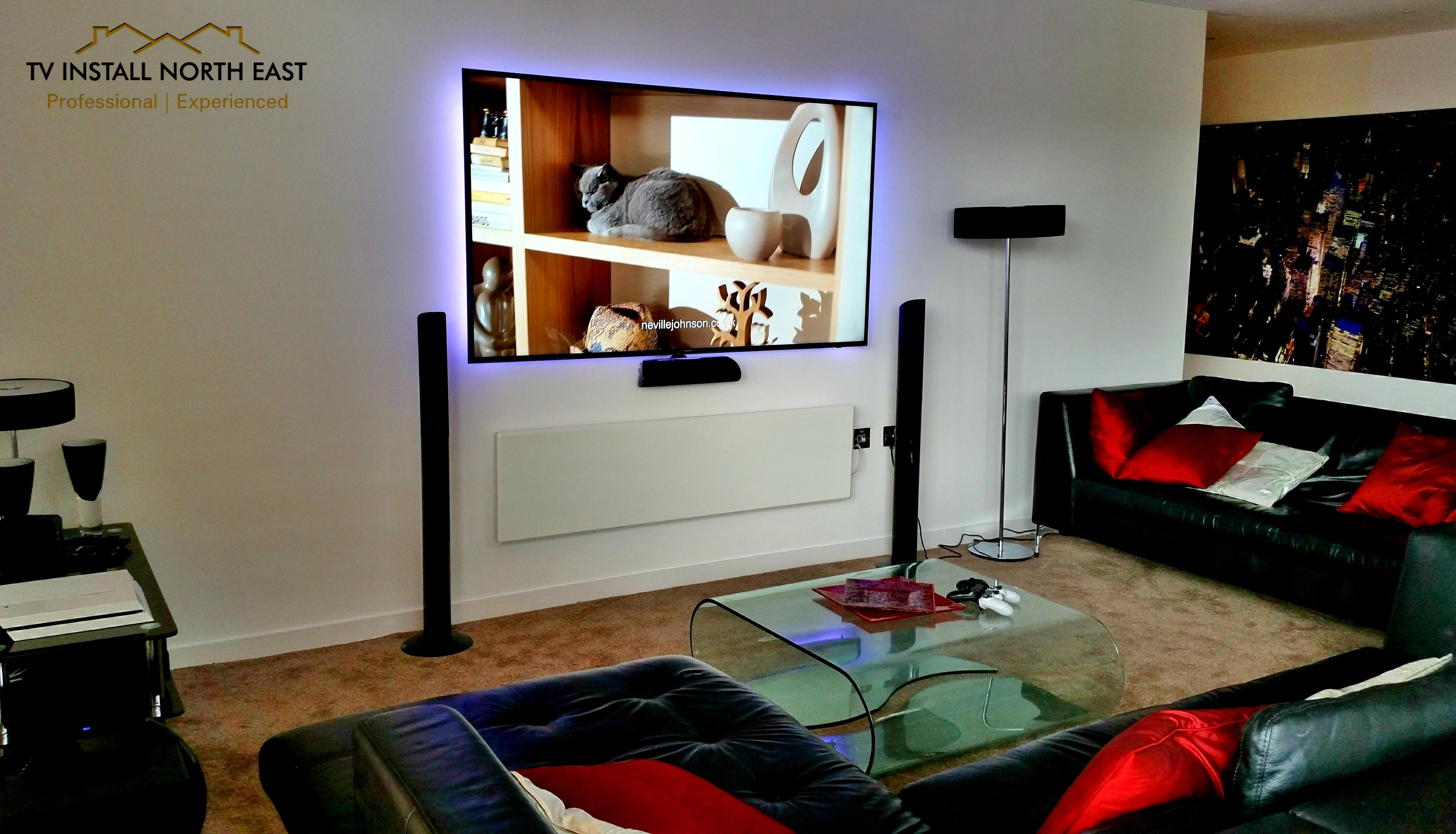 """Samsung 75"""" 4K LED TV"""