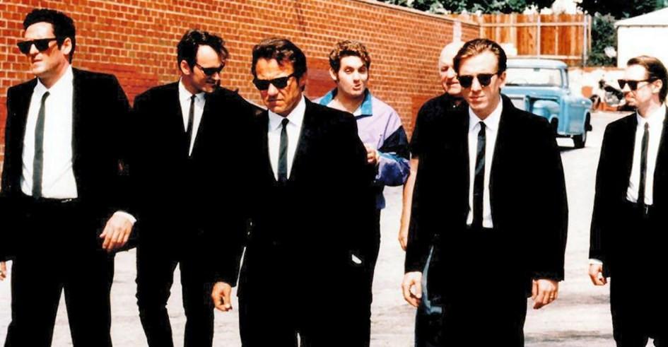 Acteurs du film Reservoir dogs