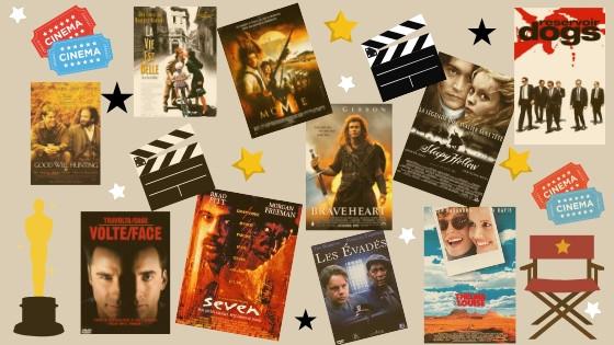 Top 10 des films cultes des années 90