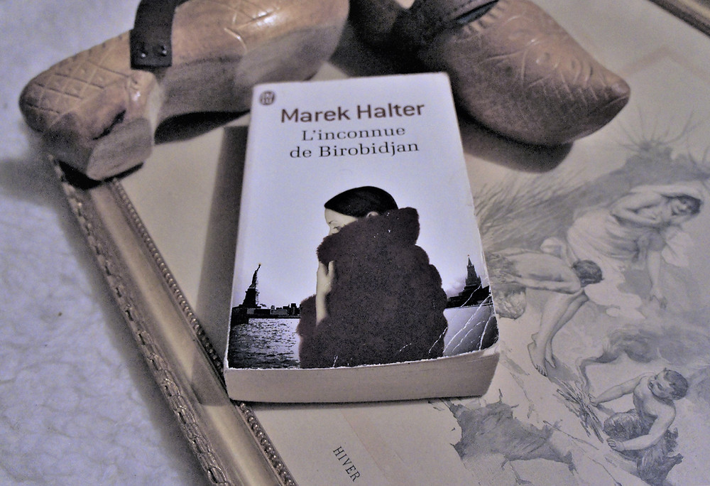 Livre L'inconnue de Birobidjan de Marek Halter.