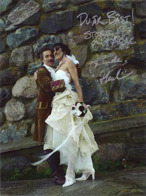 piratbröllop