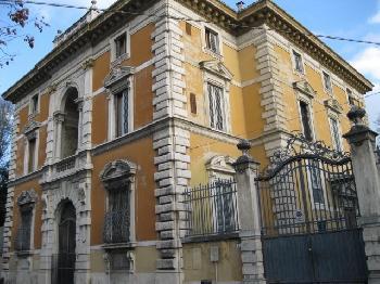 Villa di Bernardo Rucellai, Florence, Italy