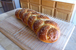 Another Challah bread