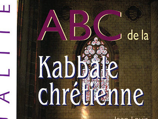 "Introduction du livre ""ABC de Kabbale Chrétienne"""