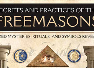"Foreword of the book ""Secrets & Practices of the Freemasons"""
