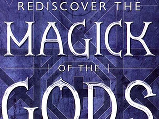 "Foreword of the book ""Rediscover the Magick of the Gods & Goddesses"""