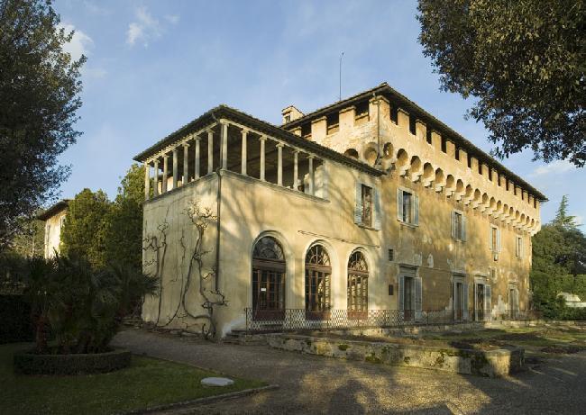 Villa Medici, Careggi, Florence, Italy