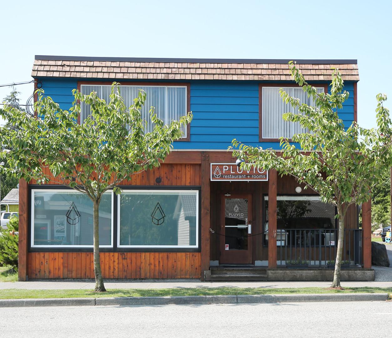 Pluvio restaurant and rooms