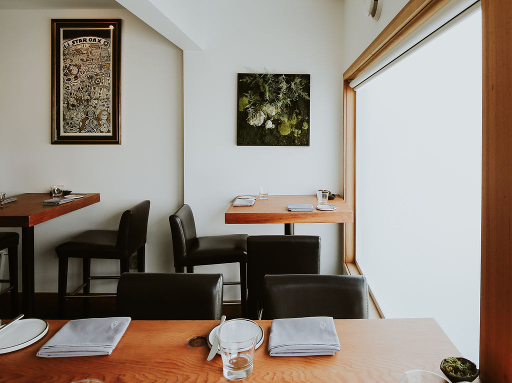Pluvio restaurant and rooms Ucluelet