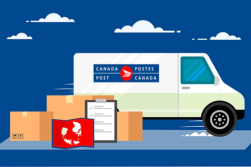 Shipping for Pluvio Swag - Canada Only