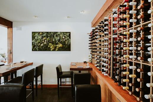 Pluvio restaurant + rooms in Ucluelet