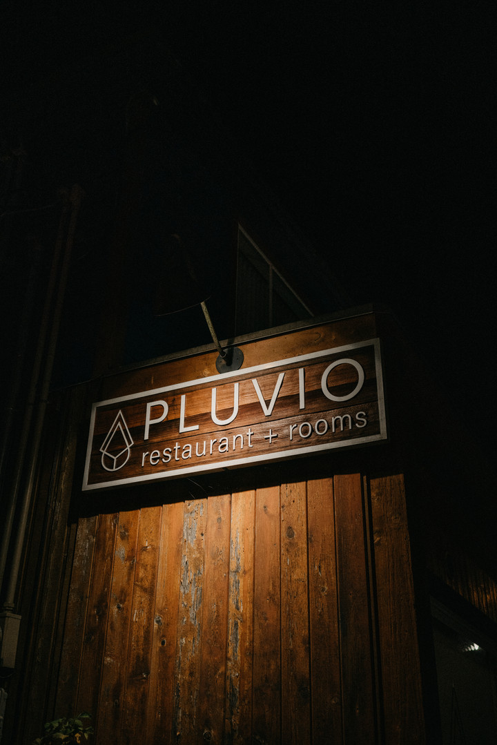 Pluvio at home